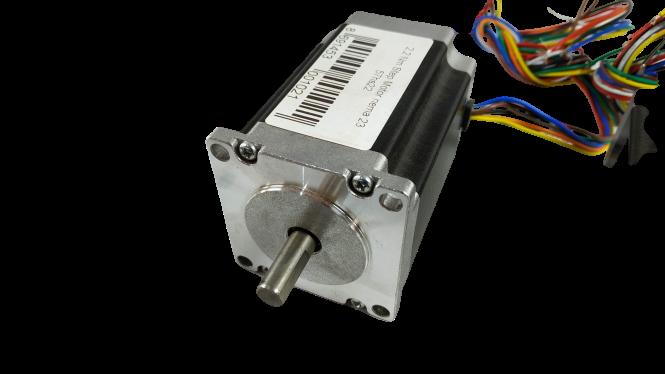 2.2 nm step motor